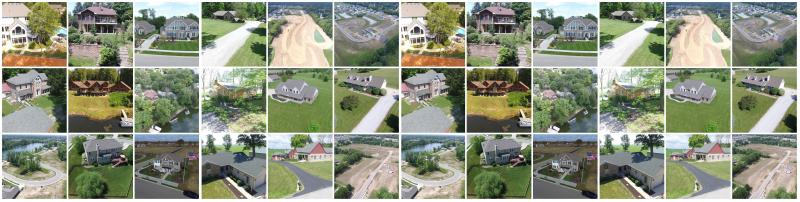 aerial indiana drone uav uas imagery photography video pilot logo best clients